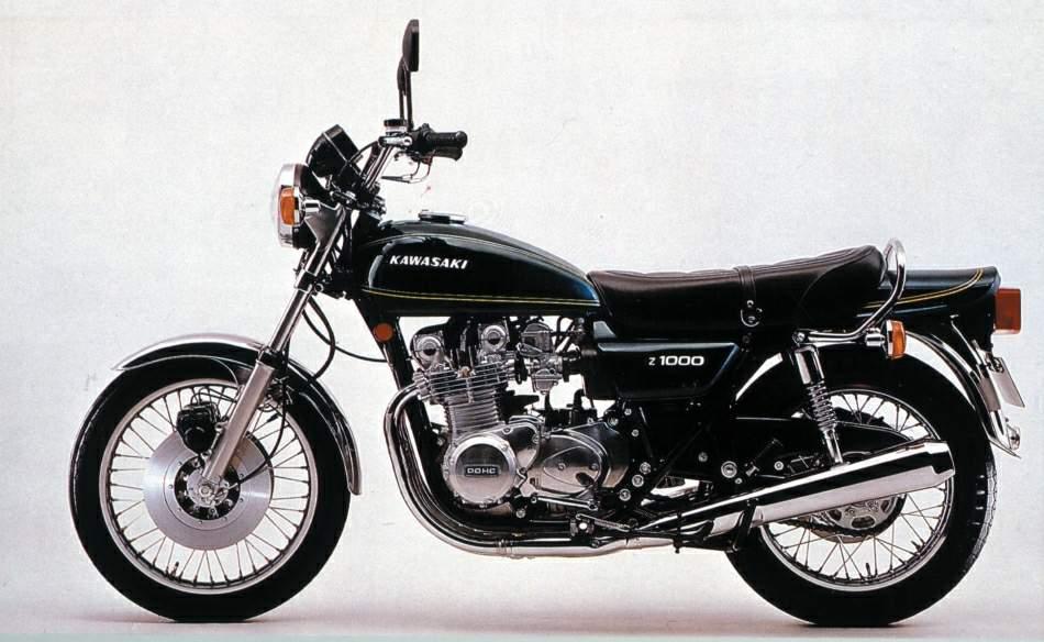 Kawasaki Z1000 77